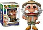 Fraggle Rock POP! Television Uncle Traveling Matt Exclusive Vinyl Figure #571