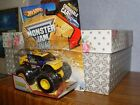 Hot Wheels Monster Jam WOLVERINE 1st Edition 2013 with CRUSHABLE Car