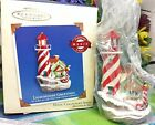 Hallmark Lighthouse Greetings 2003 Keepsake ornament Lighted