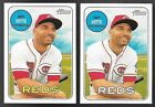 2018 Topps Heritage Baseball Variations Checklist and Gallery 125