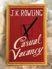 JK Rowling Signed The Casual Vacancy First Edition