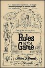 Rules of the Game 16mm BW Feature Jean Renoir Classic 1939 Great Print