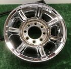 2003 2009 17 Hummer H2 Wheel Rim Factory Chrome OEM 6300 6301