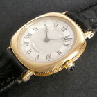 Ladies Original BREGUET Tiffany & Co 18K SOLID GOLD Classique 18J Swiss Watch A+