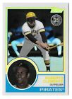 ROBERTO CLEMENTE 2018 Topps Series 2 1983 CHROME Silver Pack Ref Pirates 79