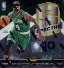2016-17 Panini Spectra Basketball sealed hobby box 1 pack of 10 NBA cards 7 hits