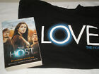 THE HOST by STEPHENIE MEYER SIGNED +TPB+ W TEE SHIRT