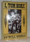 Will Henry I TOM HORN First edition Filmed SIGNED by Philip Durham Western Biog