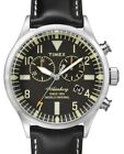 TIMEX MEN'S WATERBURY CHRONOGRAPH STAINLESS  WATCH, TW2P64900, NEW. GREAT GIFT