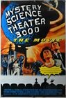 Mystery Science Theater 3000 - original DS movie poster - 27x40 D S 1995