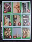 1977 TOPPS *STAR WARS* GREEN BORDER COMPLETE SET 66 11 INCL. ERROR CARD #207