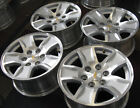 CHEVY SILVERADO TAHOE SUBURBAN 17 FACTORY ORIGINAL OEM ALLOY WHEELS RIMS 5657