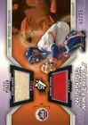 2002 (METS) SPx Winning Materials Ball Patch Combos #PCMP Mike Piazza 25