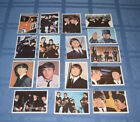 VINTAGE Lot of 16 1964 Topps BEATLES DIARY COLOR TRADING CARDS Incomplete Set