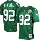 Mitchell & Ness Philadelphia Eagles Green Authentic Throwback Jersey