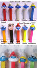 PEZ - The Smurfs Series - Choose Character and Condition form Pull Down Menu