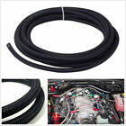 1M/3.3ft AN16 Oil Fuel Line Gas Radiator Nylon Steel Braided Hose For Car Engine