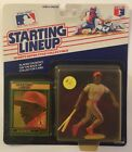 Starting Lineup Willie McGee 1989 action figure