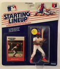 Starting Lineup Willie McGee 1988 action figure