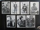 13 DIFFERENT 1964 TOPPS THE BEATLES B & W CARDS