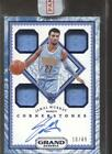 2016-17 PANINI GRAND RESERVE JAMAL MURRAY QUAD JERSEY PATCH AUTO 10 49 RC ROOKIE