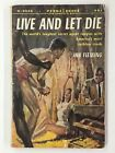 IAN FLEMING LIVE AND LET DIE 1956 FIRST PAPERBACK EDITION PERMA BOOKS M 3048