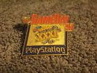 1997 SUPER BOWL XXXI, PLAY STATION PROMOTIONAL LAPEL PIN!! NICE DETAILS!