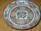 Very Old Finely Crafted Small Chinese Plate/Saucer-Very Decorative