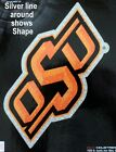 Oklahoma State University Cowboys Die Cut Window Decal College Sticker USA Made