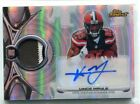 2015 Topps Finest Football Cards - Review Added 21