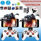 2X Phone Wireless Bluetooth GamePad Controller For iPhone Android TV Box Tablet