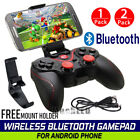2 Bluetooth Wireless Gamepad Game Remote Controller For Tablet PC Android TV Box
