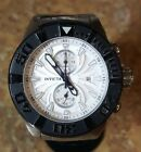 Invicta 12312 Pro Diver Men's Watch 50mm Stainless Steel Pre-owned Free Shipping