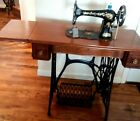 Antique 1888 Singer VS2 Fiddle Base Treadle Sewing Machine Local Pick Up Only