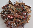 Wholesale lot of 300 Pairs of Assorted Stud Earrings New