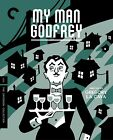 My Man Godfrey BLU RAY Criterion Collection 2018 NEW