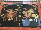 """"""" Tray Knights Jousting Never Used"""