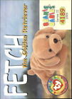 1999 (Trading Card) Beanie Babies Series II #170 Fetch the Golden Retriever