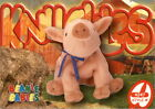 1999 (Trading Card) Beanie Babies Series IV #204 Knuckles