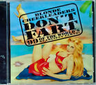 BLONDE CHEERLEADERS DON'T FART - 99 OF THE WORLD'S DEADLIEST FARTS - SEALED CD