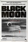 BLACK MOON original 1975 one sheet movie poster LOUIS MALLE JOE DALLESANDRO
