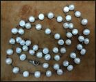 SILPADA Sterling Silver Freshwater Pearl 31 Strand Necklace Possibly Retired