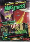 MARS ATTACKS! - Widevision Movie Trading Cards Factory Sealed Box (Topps) #NEW