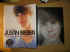 Justin Bieber  First Step 2 Forever HB DJ 1st edition 2010 Signed in full