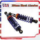 2x 11 280mm Rear Shock Absorber Scooter Moped ATV Cafe Racer Replacement Shock
