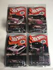Lot Of 4 Hot Wheels 2013 Collector Edition Mail InThunder RollerDrag BusNew
