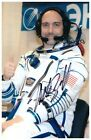 Soyuz TMA 13 spaceflight participant Richard Garriott handsigned 4x6photo