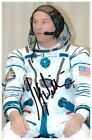 STS 101 Soyuz TMA 6 TMA 18 TMA 20M Jeffrey Williams handsigned 4x6photo