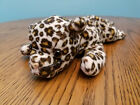 TY Original BEANIE BABY BABIES * 1996 spotted leopard FRECKLES *  retired