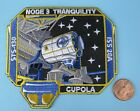 NASA PATCH International Space Station STS 130 Shuttle CUPOLA Node 3 TRANQUILITY